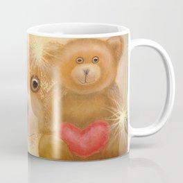 """""""Teddy Bear"""" Toy by pastel Coffee Mug"""
