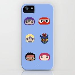 Big Hero 6 iPhone Case