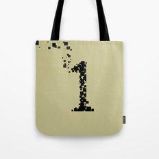 square 1 Tote Bag