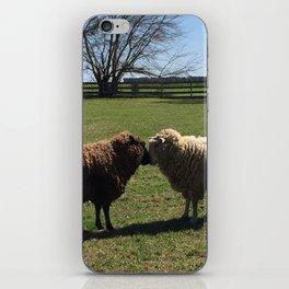 Two Sheep iPhone Skin