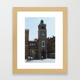 Ferrara I Framed Art Print