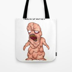 Melting Phoetus Tote Bag