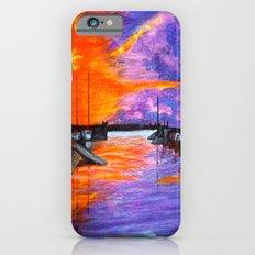 Sunset Harbor iPhone 6s Slim Case