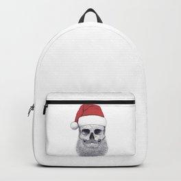 Santa skull Backpack