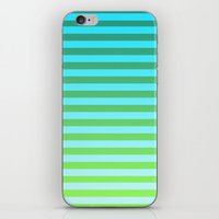 gradient iPhone & iPod Skins featuring Gradient by PYRAMIDS.