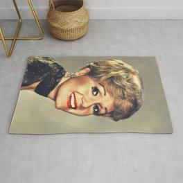 Debbie Reynolds, Hollywood Legend Rug