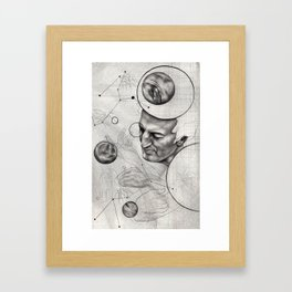 Galileo of Gainesville Framed Art Print