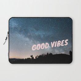 Good Vibes Laptop Sleeve