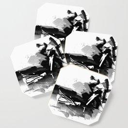 Alfred Brendel - Pianist Coaster