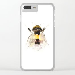 Bumblebee Clear iPhone Case