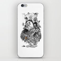organism iPhone & iPod Skin