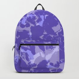 Lavender and Sage Backpack