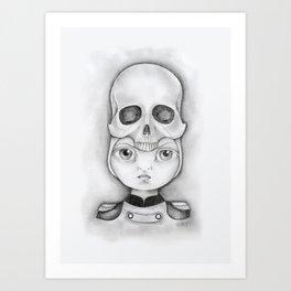 soldado Art Print
