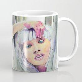 Chandelier Girl Coffee Mug