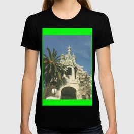 Russian orthodox church T-shirt