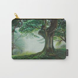 Fairy Tale Forest Carry-All Pouch
