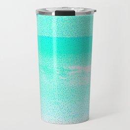 Blissful Beach - Turquoise Wave Travel Mug