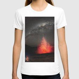 Kilauea Volcano Eruption .3 T-shirt