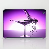 martini iPad Cases featuring Martini by Littlebell