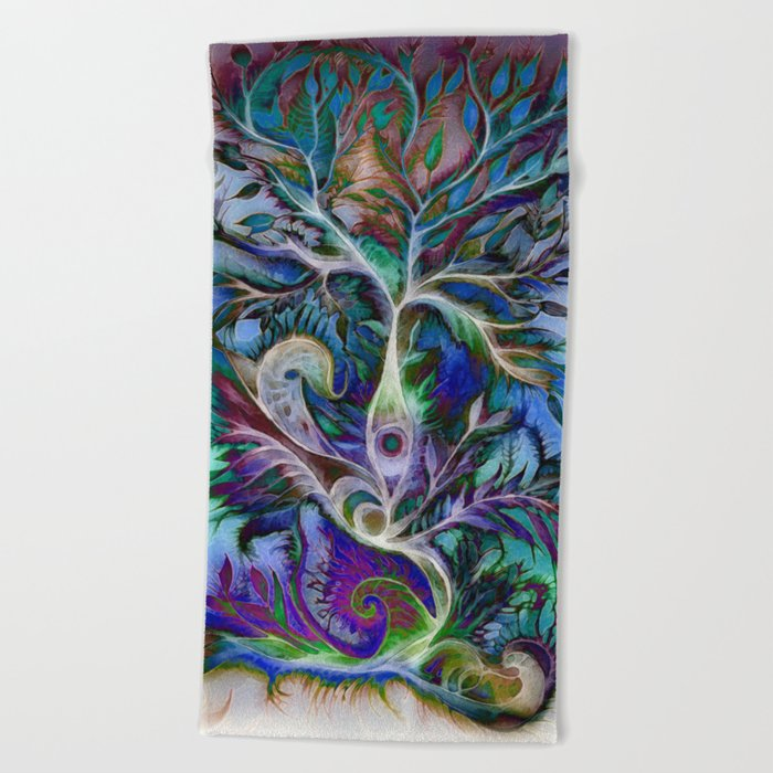 Tree of Life 2017 Beach Towel