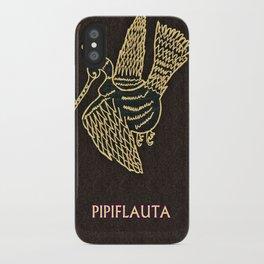 PIPIFLAUTA iPhone Case