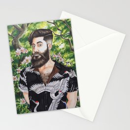 Self Portrait 2017 Stationery Cards