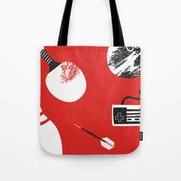 Games Night Tote Bag