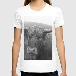 Highland cow I T-shirt