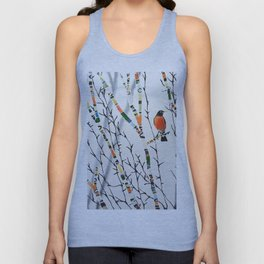 Songbird Unisex Tank Top