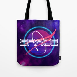 SynthSpace Tote Bag