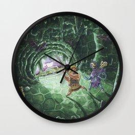 MOTU Wall Clock