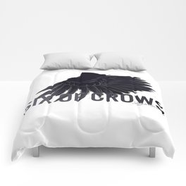 Six Of Crows Comforters