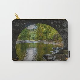 Under the Stone Bridge Carry-All Pouch