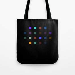 Damien Hirst, outspoken again! Tote Bag