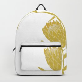 Golden Protea  Backpack