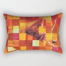 Social Life #19:  The Dancer 5 Rectangular Pillow