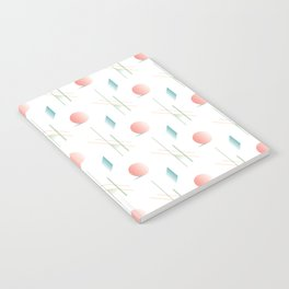 Swimming Pools and Coral Suns Notebook