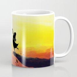 Catching Love Coffee Mug