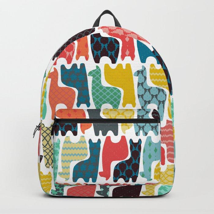 baby llamas Backpack