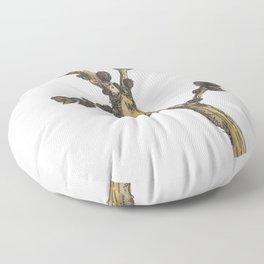 sprig Floor Pillow