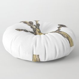 sprig Floor Pillow