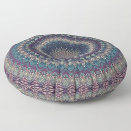 Mandala 433 Floor Pillow