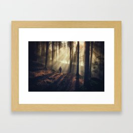 My element Framed Art Print