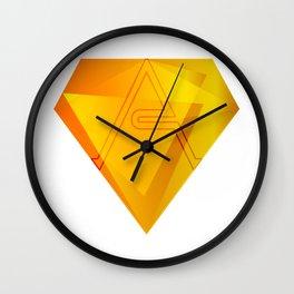 A-Krypton Wall Clock