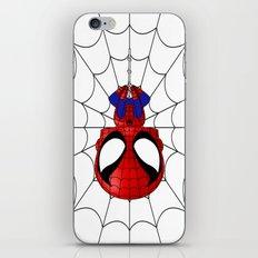 Web Slinger iPhone & iPod Skin