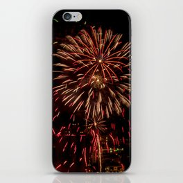 Firework collection 6 iPhone Skin