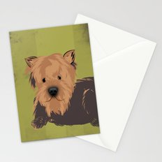 Yorkshire Terrier Dog Stationery Cards