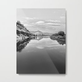 View From The Bridge Metal Print