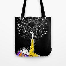 luna nueva Tote Bag