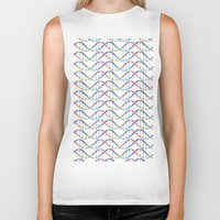 dna Biker Tanks featuring DNA by FACTORIE